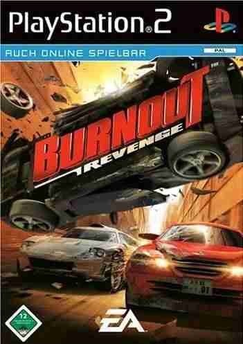 Descargar Burnout Revenge [MULTI4] por Torrent